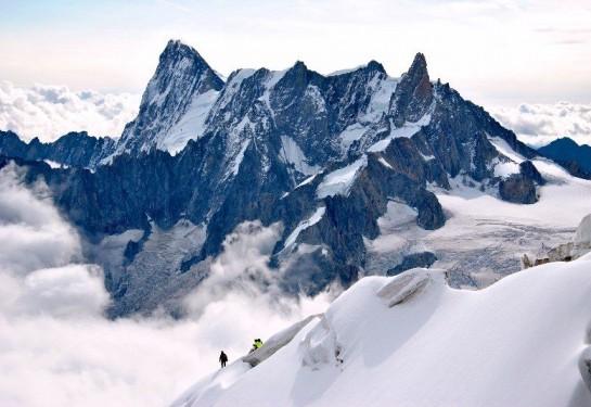 Mont Blanc - nóc nhà châu Âu