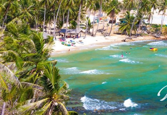 Nam Du - Hòn đảo