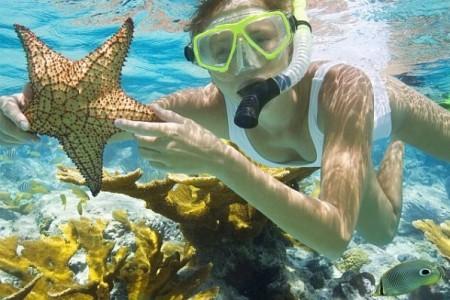 BAY CANH ISLAND (Fishing, swimming, snorkeling)