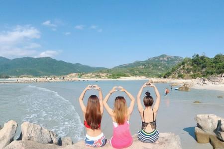 Bình Hưng - Làng chài Sơn Hải - Ninh Chữ