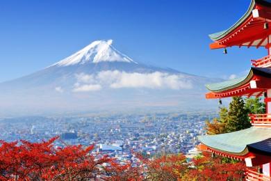 TOKYO - FUJI - NARITA (RAC)