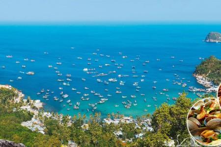 Khám phá vẻ đẹp biển đảo : Nam Du - Phú Quốc